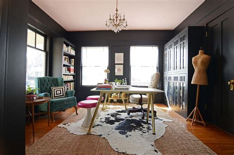 Eclectic Home Decor Ideas by 31 Great Eclectic Home Office Design Ideas