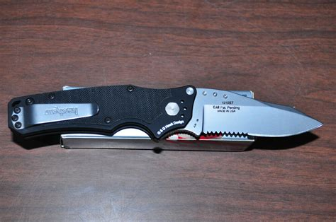 Knives Made In Usa by New Kershaw 1910st Ram Hawk Lock Knife G10 Made