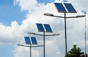Solar Street Lighting Systems In Dubai
