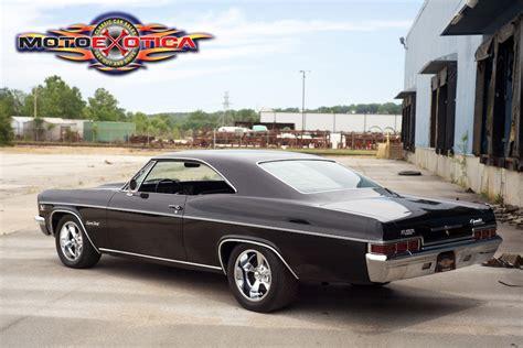 1966 chevrolet impala ss big block motoexotica classic car sales
