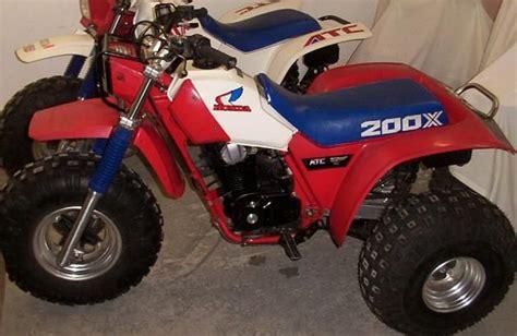 Honda 200x. My Last Three Wheeler.
