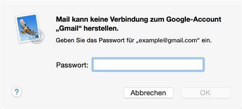 si鑒e apple wenn mail auf dem mac weiterhin nach ihrem kennwort fragt