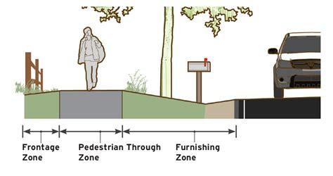 sidewalk rural design guide