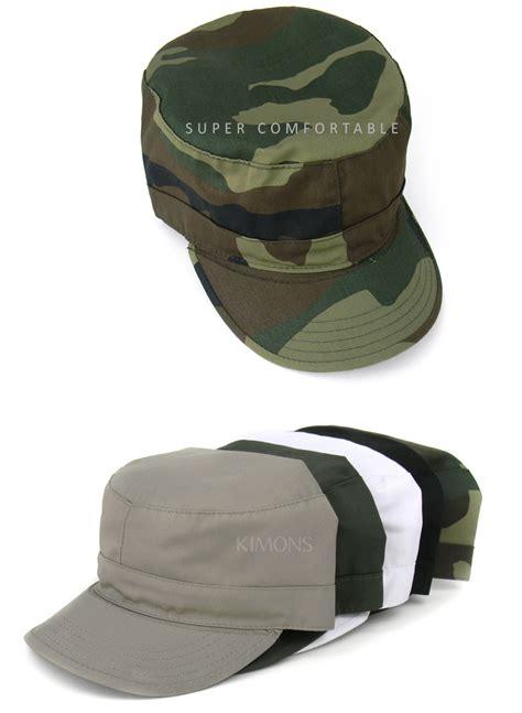 Military Patrol Cap Cadet Hat