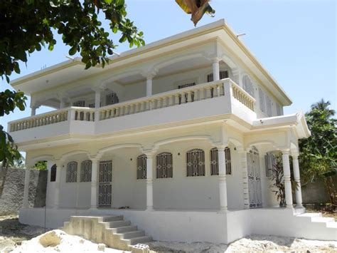 Haiti Homes For Sale by Small House For Sale In Jamcel Haiti Two Story House In