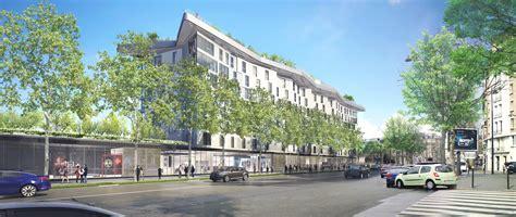 hotel porte de versailles parc des expositions wilmotte associ 233 s programme