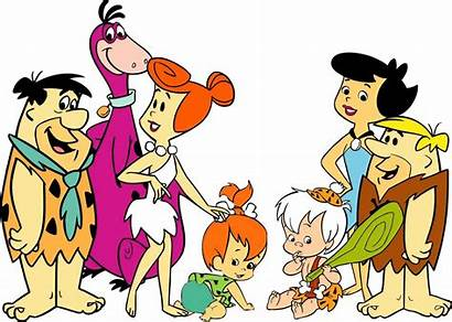 Cartoons Crazy Flintstones Cartoon Tv Watching Characters