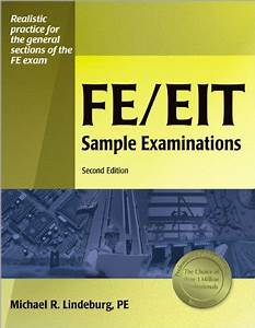 Fe  Eit Sample Examinations  2nd Edition