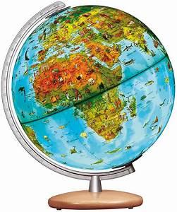 Globe Terrestre Enfant : globe terrestre pour enfant ~ Teatrodelosmanantiales.com Idées de Décoration