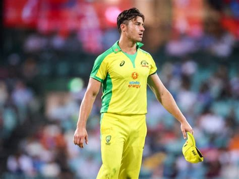 India vs Australia: Marcus Stoinis Suffers Side Injury, In ...