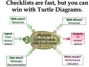 Process Turtle Diagram