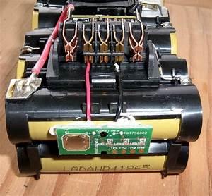 Syonyk U0026 39 S Project Blog  Dewalt 20v Max 3 0ah Battery Pack