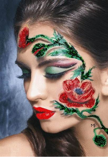 Face Painting Adult Fantasy Paint