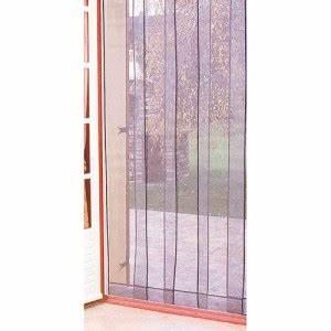 Rideau Hauteur 220 : rideau de porti re moustiquaire arles 4 bandes 100 220 cm ~ Teatrodelosmanantiales.com Idées de Décoration