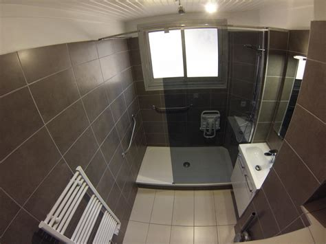 21 Salle d eau vintage en salle d eau moderne
