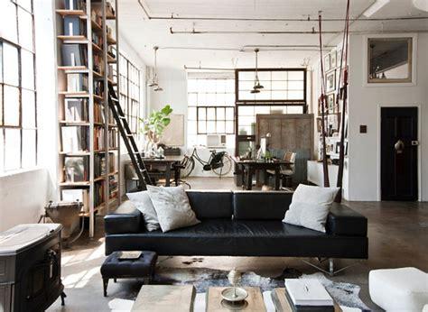 living room apartment anatomy of a room loft living established california Industrial