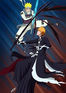 Naruto Vs Ichigo By Mario Reg On DeviantArt