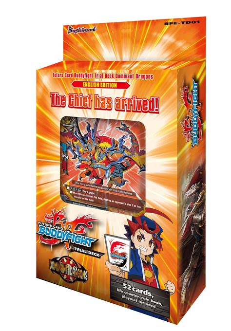 Buddyfight Trial Deck X by Future Card Buddyfight One Stop Anime In Norman Oklahoma