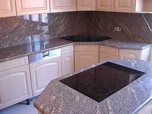 Arbeitsplatten Aus Granit : k chenarbeitsplatten granitarbeitsplatten granit ~ Michelbontemps.com Haus und Dekorationen