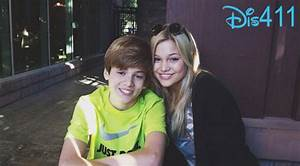 Super Nice Photo Of Olivia Holt And Her Brother November ...