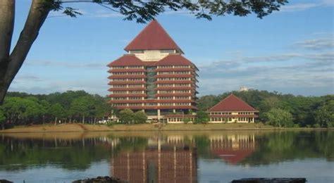 universitas indonesia ui halo kampus