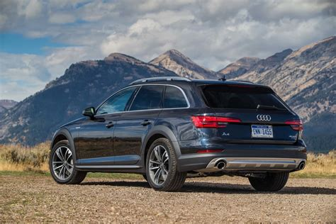 audi allroad images 2017 audi a4 allroad test review