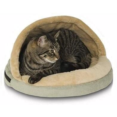 Thermo Hut Heated Cat Bed Pet Crates Direct