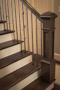 Craftsman, Staircase, Design