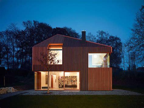 Die Besten Einfamilienhäuser by Bewohnbare Skulptur Haus 11 X 11 I Titus Bernhard Architekten