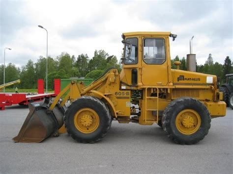 Fiat Allis Wheel Loader by Fiat Allis 605b Wheel Loader From Finland For Sale At