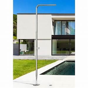 Douche Extérieure Inox : douche ext rieure inox design skinny s40 de fontealta ~ Premium-room.com Idées de Décoration