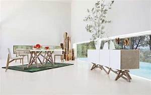 meubles salle a manger 27 idees tables chaises roche bobois With meuble salle a manger roche bobois
