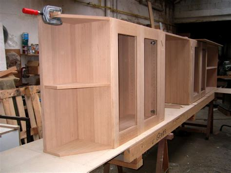 fabrication armoire cuisine photo masson agencement