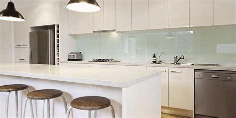 Tile Backsplash Ideas For Kitchen - glass splashbacks kitchen splashbacks o 39 brien glass
