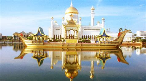 Brunei: The Richest Little Country You've Never Heard Of ...