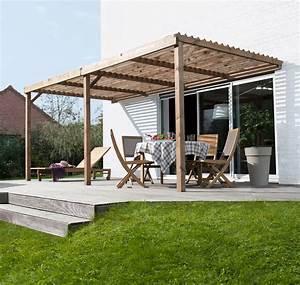 Tonnelle pour terrasse dootdadoocom idees de for Exceptional rideaux pour tonnelles exterieur 0 faire une tonnelle en bois