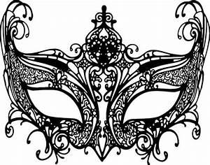 black owl masquerade mask mardi gras clipart png jpg ...
