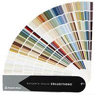 benjamin moore colors fan deck affinity classic