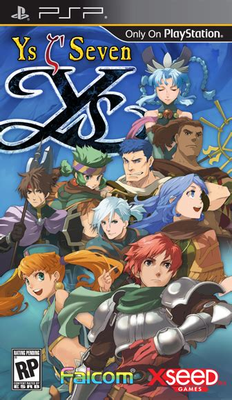 The psp rpg library is incredibly diverse, featuring both original games and remakes. Blog game RPG: Ys Seven (PSP) (U)