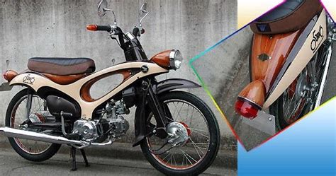 Modif Motor by Photo Ide Modif Motor Bebek Tua