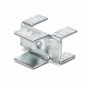 Attache Coffre De Toit : attache pour toit en acier galvanis de 15 32 rona ~ Medecine-chirurgie-esthetiques.com Avis de Voitures