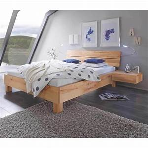Bett Mit Nachttisch : bett mit led beleuchtung 140x200 ~ Watch28wear.com Haus und Dekorationen