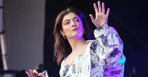 As for that new album, she says it's coming, but it'll take a while longer. in the meantime, she's using facetime to work with jack, and she wants fans to know that the really good things are worth the wait. Lorde Reemerges to Tease New Album 3 Years After 'Melodrama'