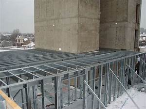 Structure magazine cold formed steel provides the for Structural floor joists