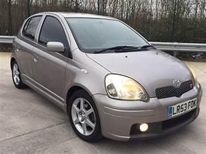 Toyota Yaris Sport : toyota yaris t sport 5 door htachback 2004 full history 3xkeys mint car in oldham manchester ~ Medecine-chirurgie-esthetiques.com Avis de Voitures