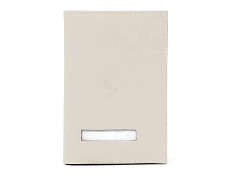 bureau passeport protège passeport en cuir 421
