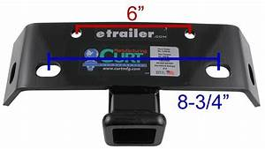 Will Curt Bumper Mount Trailer Hitch Fit A 2014 Toyota