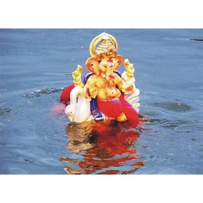 Ganesha Chaturthi Ganesh 2012 Photos