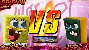 Spongebob Fighting Games Gamesworld