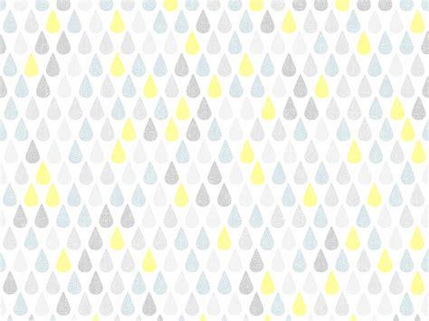 papier peint vinyle grainé papier effet goutte d 39 eau jaune